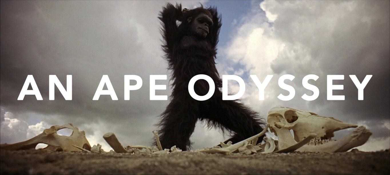 Terrance Grace An Ape Odyssey